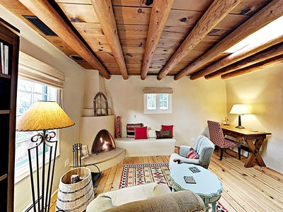 Photo for Luxury Retreat Just Steps from the Plaza and the Best of Santa Fe!