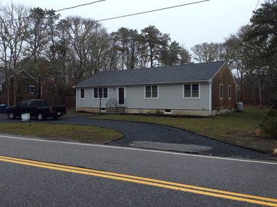 Photo for New Listing: Completely renovated Cape Cod Ranch .3 M from Cranberry Valley G C
