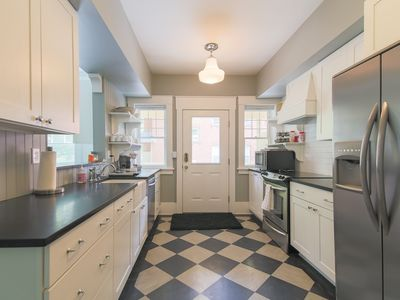 Photo for Spacious two-bedroom one and a half bath town-home with upscale amenities.