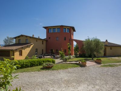 Photo for One bedroom Apartment, sleeps 4 in Fornace-Torribina with Pool, Air Con and WiFi