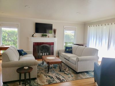Photo for Great location! Near beach and across from golf course.