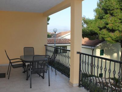 Photo for Two bedroom apartment near beach Rogoznica (A-3262-a)