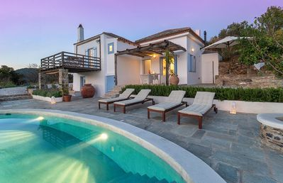 Photo for Beautiful peaceful villa with private pool