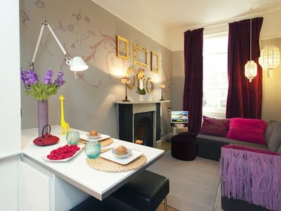 Photo for Finborough - Chelsea Italian Designer Home with Terrace