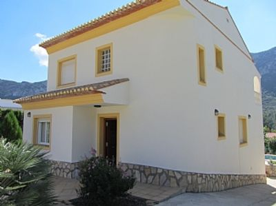 Photo for Brand New Villa With Private Pool And Mountain Views