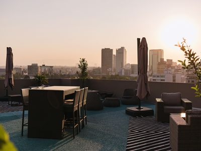 Photo for Rooftop paradise with 3 bedrooms in upscale Polanco