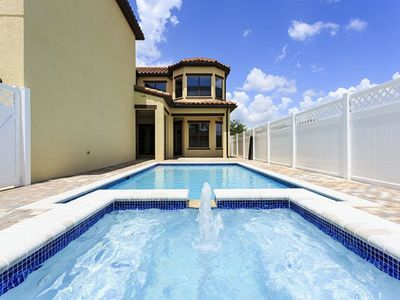 Photo for Rent Your Dream Villa in One of Orlando's most Exclusive Resorts, Reunion Resort and Spa, Orlando Villa 1534