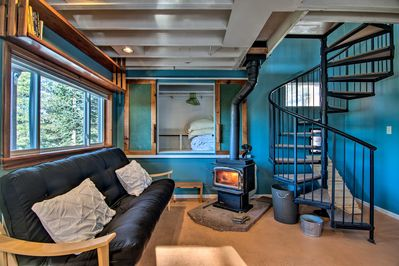 A secluded getaway with modern comforts awaits at this vacation rental!