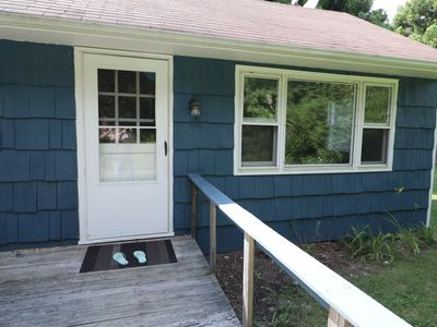Photo for Cozy Cottage for 2 - great for couples/singles - in the heart of Shelter Island!