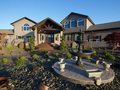 Photo for Canyon River Estate - Luxury on the River