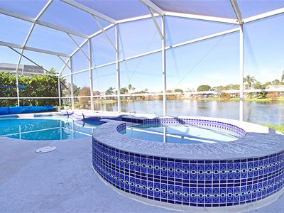 Photo for Disney Themed Renovated 4 Bed Hot Tub Heated Private Pool 3 miles to Disney Wifi
