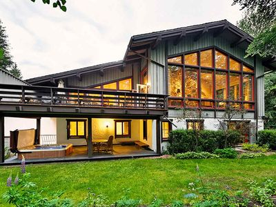 Photo for 7 BR Chalet in Heart of Vail Villlage | Ideal for Families | Hot Tub