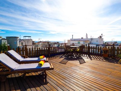 Photo for Rosales Penthouse with 2 terraces