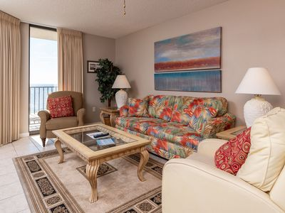 Photo for Phoenix V ~ Two Bedroom ~ Gulf Front ~ Condo on 6th Floor