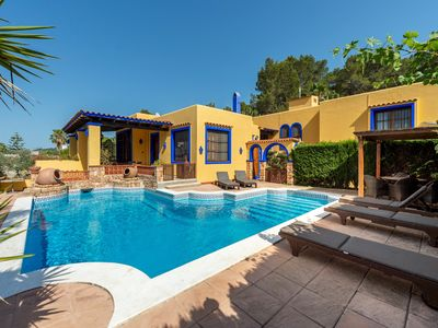 Photo for Villa Can Palazon - Five Bedroom Apartment, Sleeps 10
