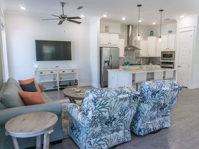 Photo for Prominence on 30A - Prime 30A Location - Family Friendly - 4 BIKES INCLUDED!