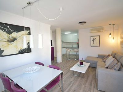 Photo for Apartment less than 100 meters from the beach