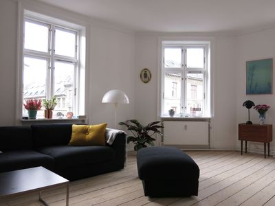 Photo for 1BR Apartment Vacation Rental in Copenhagen, Capital Region