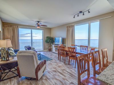 Photo for LOOK AT NEW RATES FOR FALL!!!!   3Bed/3 Bath + Bunks Beach Chairs