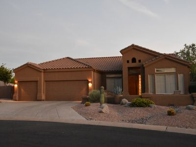 Photo for Preferred Choice - Golf Course Home w Mountain & City Views!