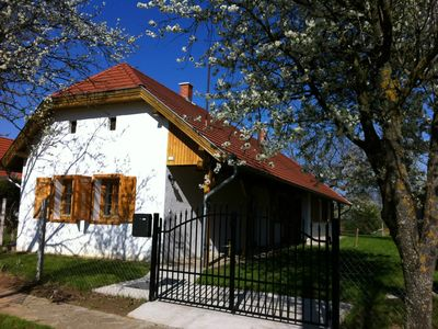 Photo for Holiday Nadja - family friendly in a quiet location - near Lake Balaton