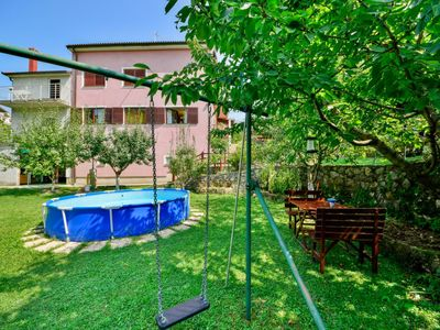 Photo for Apartment Laura in Opatija/Pobri - 6 persons, 3 bedrooms