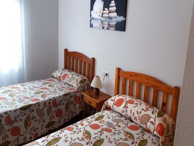 Photo for Oropesa 3000 Sin Piscina, dos dormitorios (6pers) #2 - Two Bedroom Apartment, Sleeps 6