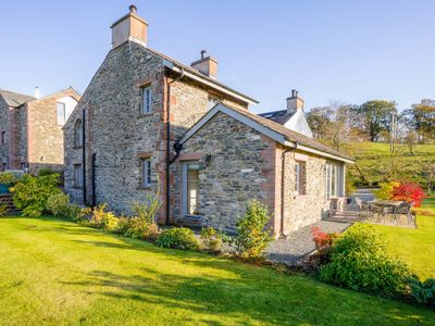 """Photo for Large, Luxurious, High Quality, """"Green"""" Cottages (Lake District & Dales National Parks)"""