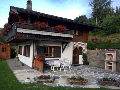 Photo for Holiday house Les Agettes for 6 - 8 persons with 3 bedrooms - Holiday house