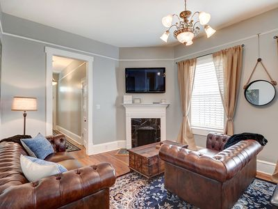Photo for Beautiful Savannah Vacation Home That Puts Forsyth Park at Your Doorstep!