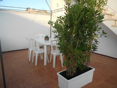 Photo for Apartment with terrace in the center of Trapani