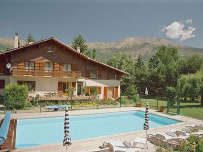 Photo for CHALET ECUREUILS 4 * - 8 PEOPLE HOME