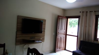 Photo for House in gated community in Peró 400 meters from the beach with cable tv and wifi.