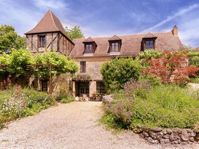Photo for Quaint Mansion in Aquitaine Estate with Private Garden