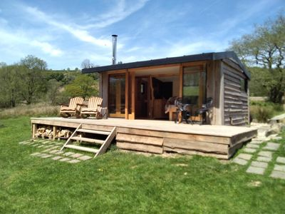 Photo for 1BR Lodge Vacation Rental in Llandeilo, Wales