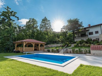 Photo for Luxurious Villa with Sea View for up to 8 persons located near Opatija