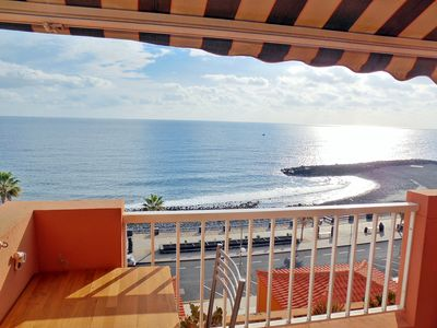 Photo for NEW sunny and quiet beach apartment in Candelaria