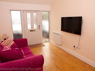 Photo for Sleeps 2-4 Self contained home. London (18 mins!)