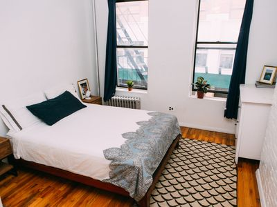 Photo for Cozy 1,5BR by Chelsea Market and Google office