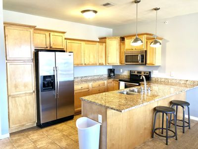 Photo for Spacious two bedroom apartment home at Colbert Hills Golf Course