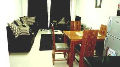 Sapphire Apartment-cozy, clean furnished 2br in Secure,serene  Kilimani area
