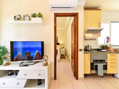Photo for Apartment Penthouse in Mogan with Terrace IV in Mogan - 4 persons, 2 bedrooms
