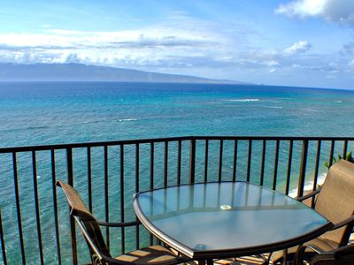Photo for 270 Degree Full Ocean View Maui Condo