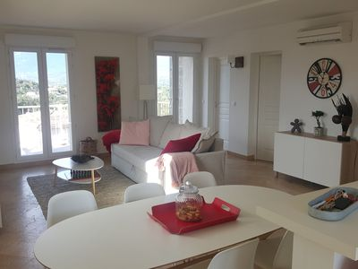 Photo for Apartment in the heart but in the center of the old town of Porto Vecchio