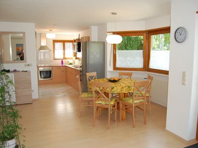 Photo for Light flooded garden apartment between Bregenz and Lindau between Lake & Mountain