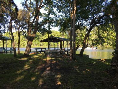 Photo for Fishing and Boating dream with Boat lift and ramp onsite