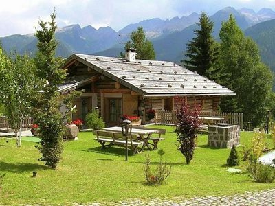 Photo for Typical Cottage in Bellamonte Italy with Mountain Views
