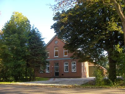 Photo for Ostfriesisches villa to 8 people in a romantic location with spa. New: WLAN