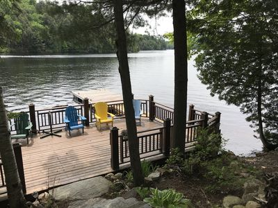 Photo for Haliburton Highlands Summer Vacation rental