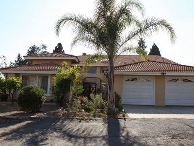 Photo for Large Estate Home with lap pool (5 bed, 3 bathroom, 2 living rooms, backyard)